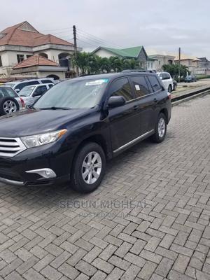 Toyota Highlander 2011 SE Black | Cars for sale in Lagos State, Lekki