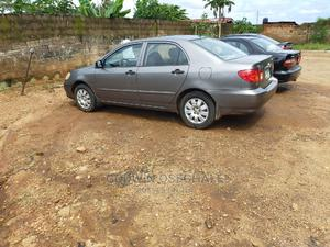 Toyota Corolla 2005 CE Gray | Cars for sale in Osun State, Ife