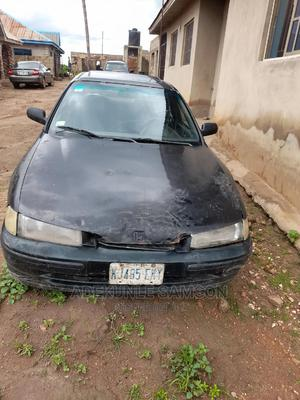 Honda Accord 2000 Coupe Black | Cars for sale in Oyo State, Ibadan