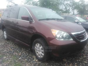 Honda Odyssey 2007 2.4 Absolute 2WD Brown | Cars for sale in Lagos State, Ojo