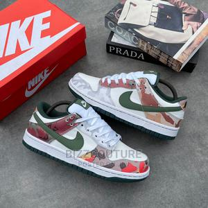 High Quality NIKE SB DUNK Low Multi Camo Available for Sale | Shoes for sale in Abuja (FCT) State, Wuse 2