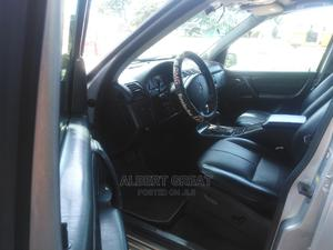 Mercedes-Benz M Class 2005 ML 350 Silver | Cars for sale in Lagos State, Ojo