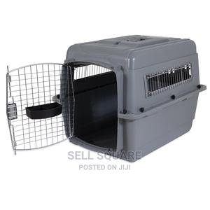 Petmate Sky Kennel Dog House | Pet's Accessories for sale in Lagos State, Ikeja