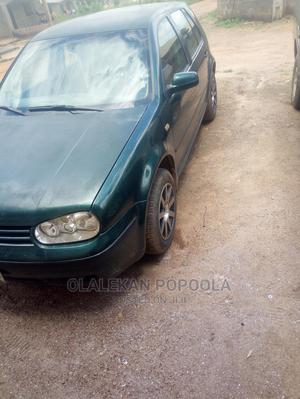Volkswagen Golf 2000 1.4 Green   Cars for sale in Osun State, Osogbo