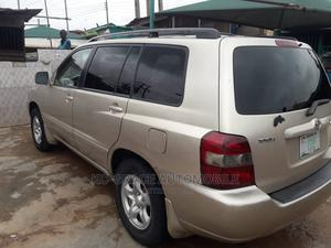 Toyota Highlander 2006 Limited V6 4x4 Gold | Cars for sale in Lagos State, Ifako-Ijaiye