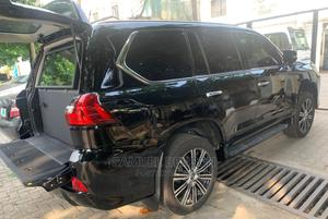 New Lexus LX 2019 570 AWD Black   Cars for sale in Lagos State, Lekki