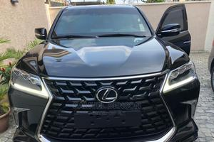 New Lexus LX 2021 570 AWD Black   Cars for sale in Lagos State, Lekki