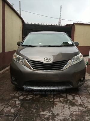 Toyota Sienna 2011 LE 8 Passenger Gray | Cars for sale in Lagos State, Ikeja
