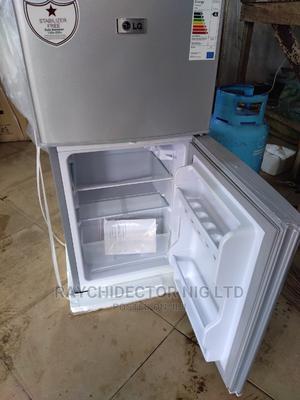 Fridge LG 141double Door   Kitchen Appliances for sale in Lagos State, Ifako-Ijaiye