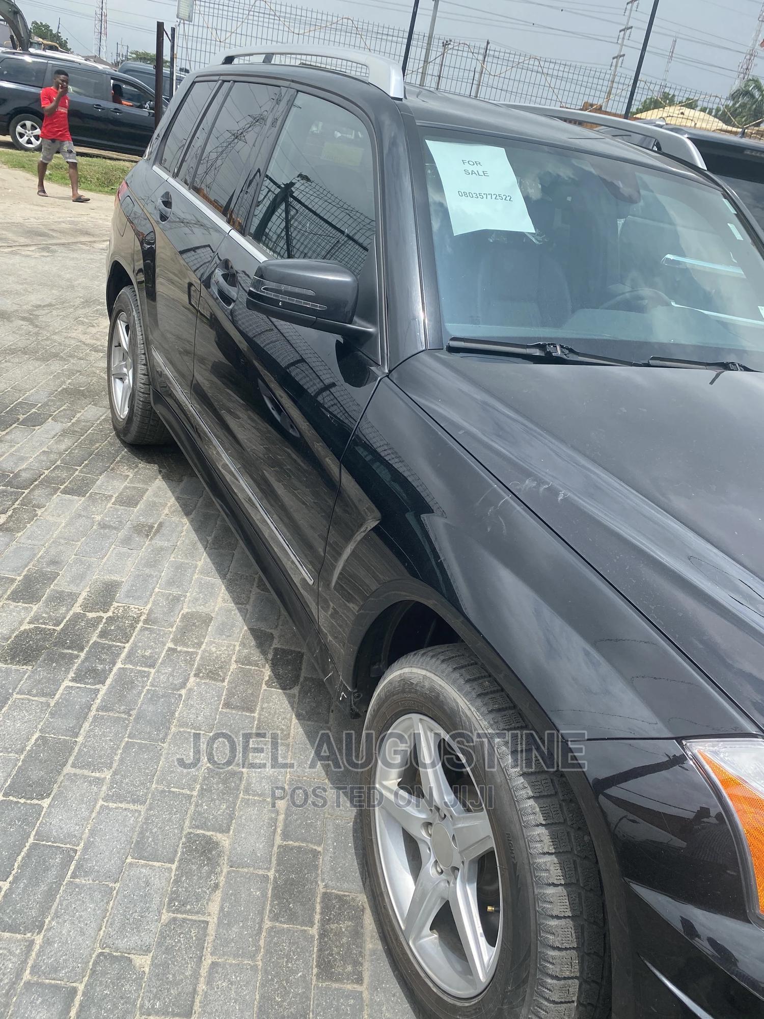 Mercedes-Benz GLK-Class 2012 350 4MATIC Black   Cars for sale in Ajah, Lagos State, Nigeria