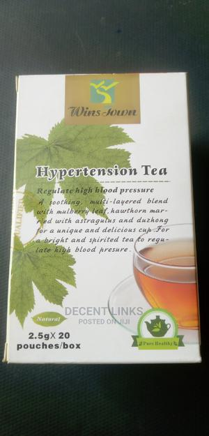 Hypertension Tea | Vitamins & Supplements for sale in Abuja (FCT) State, Gwarinpa
