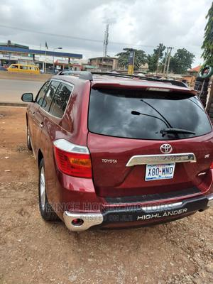 Toyota Highlander 2009 Limited Red | Cars for sale in Lagos State, Alimosho