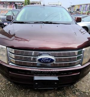 Ford Edge 2009 SE 4dr FWD (3.5L 6cyl 6A) Purple | Cars for sale in Lagos State, Ogba