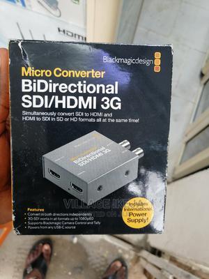 Blackmagic Micro Converter Bidirectional SDI /HDMI 3G | Computer Accessories  for sale in Lagos State, Ikeja