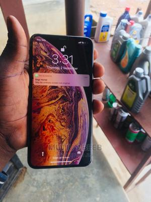 Apple iPhone XS Max 256 GB Gold   Mobile Phones for sale in Osun State, Ede