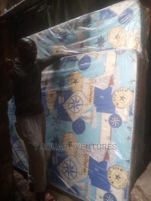 6 by 6 8imch Winco Foam   Furniture for sale in Lagos State, Lagos Island (Eko)