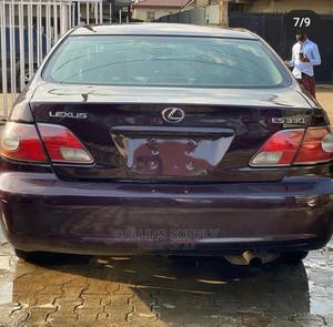 Lexus ES 2004 330 Sedan Black | Cars for sale in Lagos State, Alimosho