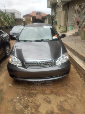Toyota Corolla 2009 1.6 Advanced Gray   Cars for sale in Lagos State, Ogudu