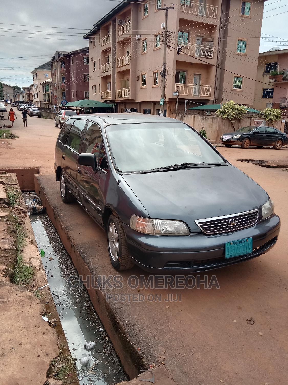 Honda Odyssey 1996 EX Blue