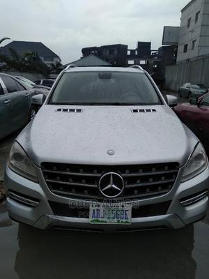 Mercedes-Benz M Class 2012 Silver | Cars for sale in Rivers State, Port-Harcourt