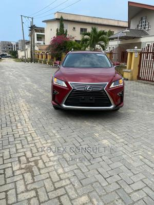 Lexus RX 2019 Red   Cars for sale in Lagos State, Lekki