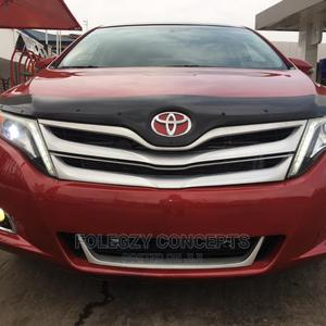 Toyota Venza 2015 Red | Cars for sale in Lagos State, Ikeja