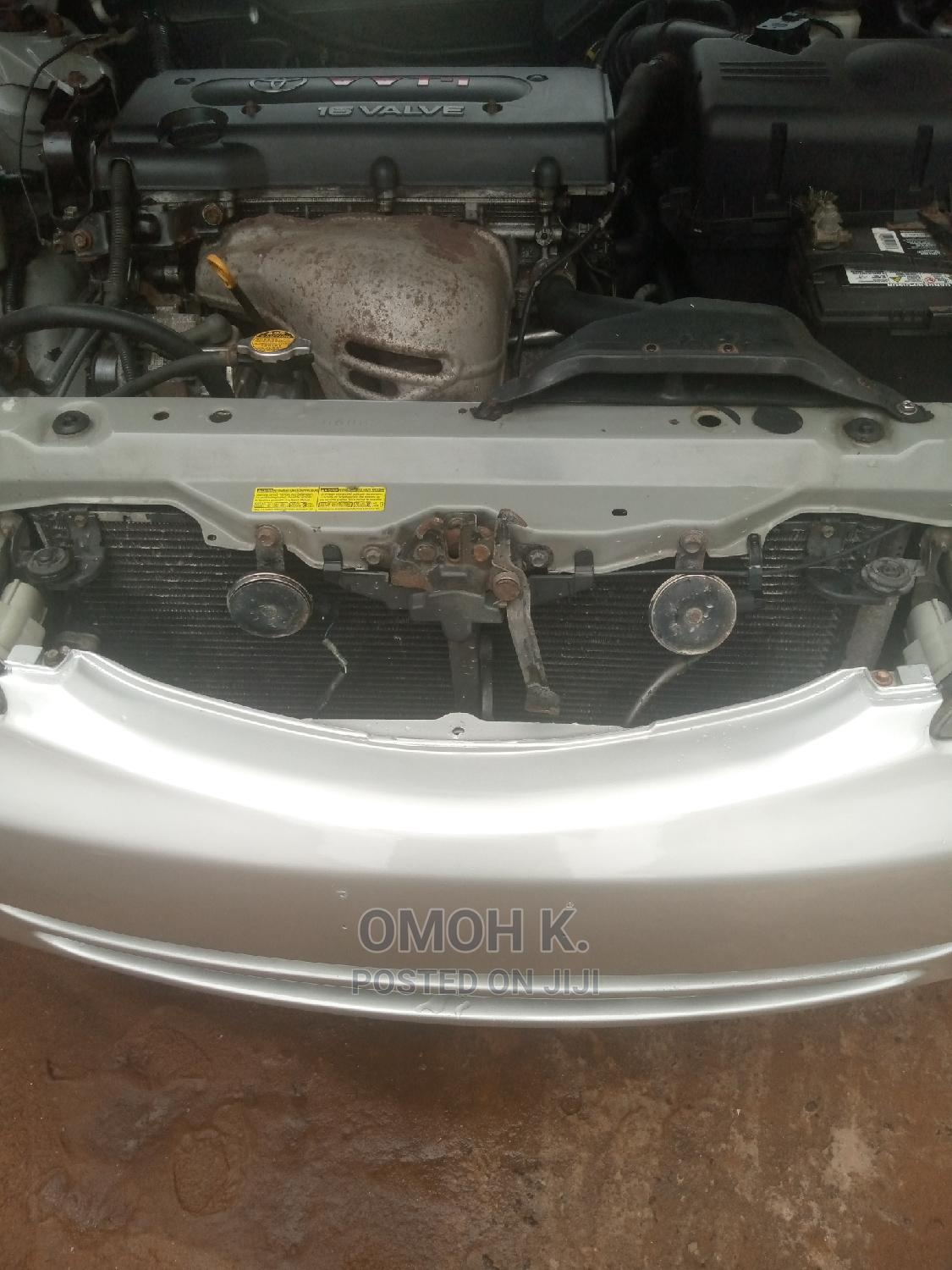 Toyota Camry 2004 Silver   Cars for sale in Oshimili South, Delta State, Nigeria