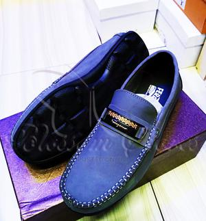 Free Delivery - Quality Designers Blue Loafers   Shoes for sale in Akwa Ibom State, Uyo