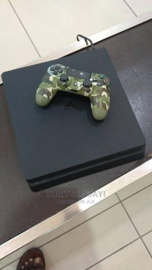 Ps4 Slim With Pad and FIFA 21   Video Games for sale in Delta State, Warri