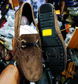 Free Delivery - Quality Designers Brown Loafers   Shoes for sale in Akwa Ibom State, Uyo