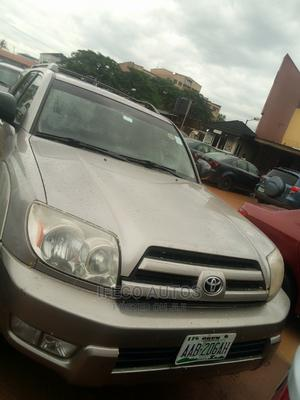 Toyota 4-Runner 2005 Limited V6 Gold | Cars for sale in Lagos State, Ikeja