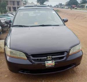 Honda Accord 2000 Coupe Brown   Cars for sale in Abuja (FCT) State, Jahi