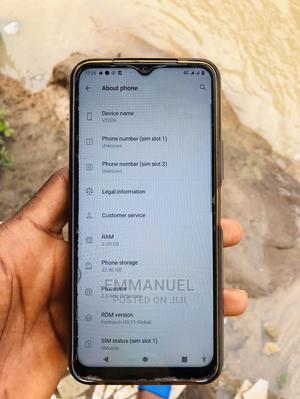 Vivo Y12s 32 GB Blue   Mobile Phones for sale in Rivers State, Obio-Akpor