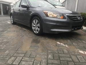 Honda Accord 2008 2.0 Comfort Automatic Gray | Cars for sale in Lagos State, Ajah