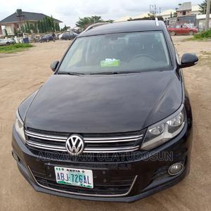 Volkswagen Tiguan 2013 Black   Cars for sale in Abuja (FCT) State, Kubwa