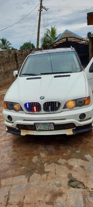 BMW X5 2004 3.0i Sports Activity White | Cars for sale in Ogun State, Ado-Odo/Ota