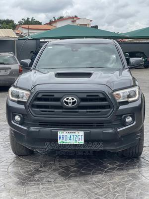 Toyota Tacoma 2019 Gray | Cars for sale in Oyo State, Ibadan