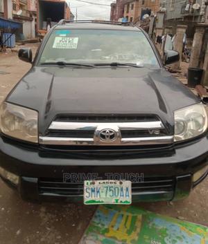 Toyota 4-Runner 2005 SR5 V6 4x4 Black | Cars for sale in Lagos State, Surulere