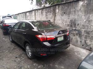 Toyota Corolla 2016 Black   Cars for sale in Lagos State, Ikotun/Igando