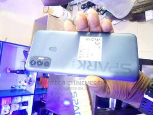 New Tecno Spark 7 64 GB Black   Mobile Phones for sale in Akwa Ibom State, Uyo
