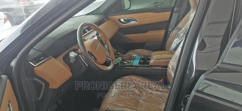 Archive: Land Rover Range Rover Velar 2018 P380 HSE R-Dynamic 4x4 Black