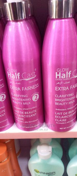 Glow Halfcast Extra Fairness   Skin Care for sale in Lagos State, Ajah