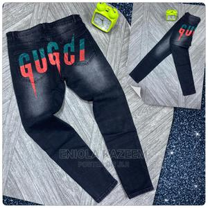Quality Designer Gucci Jeans Available for U | Clothing for sale in Lagos State, Lagos Island (Eko)