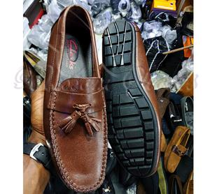 Free Delivery - Quality Designers Brown Loafers   Shoes for sale in Enugu State, Enugu
