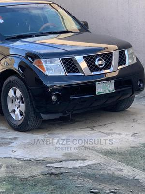 Nissan Pathfinder 2007 S 4x4 Black   Cars for sale in Lagos State, Ojodu