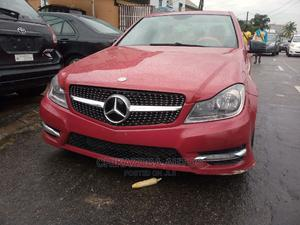Mercedes-Benz C300 2007 Red | Cars for sale in Lagos State, Ikeja