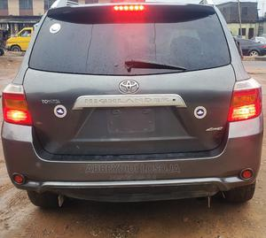 Toyota Highlander 2009 Limited Gray   Cars for sale in Lagos State, Alimosho