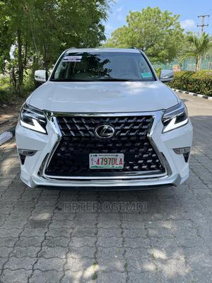 Lexus GX 2017 460 Luxury White | Cars for sale in Lagos State, Ibeju