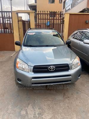 Toyota RAV4 2008 3.5 Sport 4x4 Green   Cars for sale in Lagos State, Alimosho