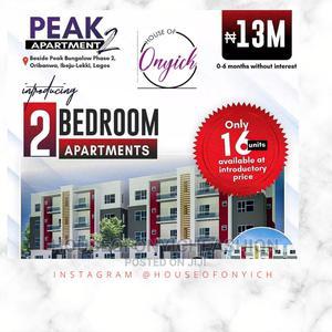 2bdrm Block of Flats in Peak Apartment, Awoyaya for sale   Houses & Apartments For Sale for sale in Ibeju, Awoyaya